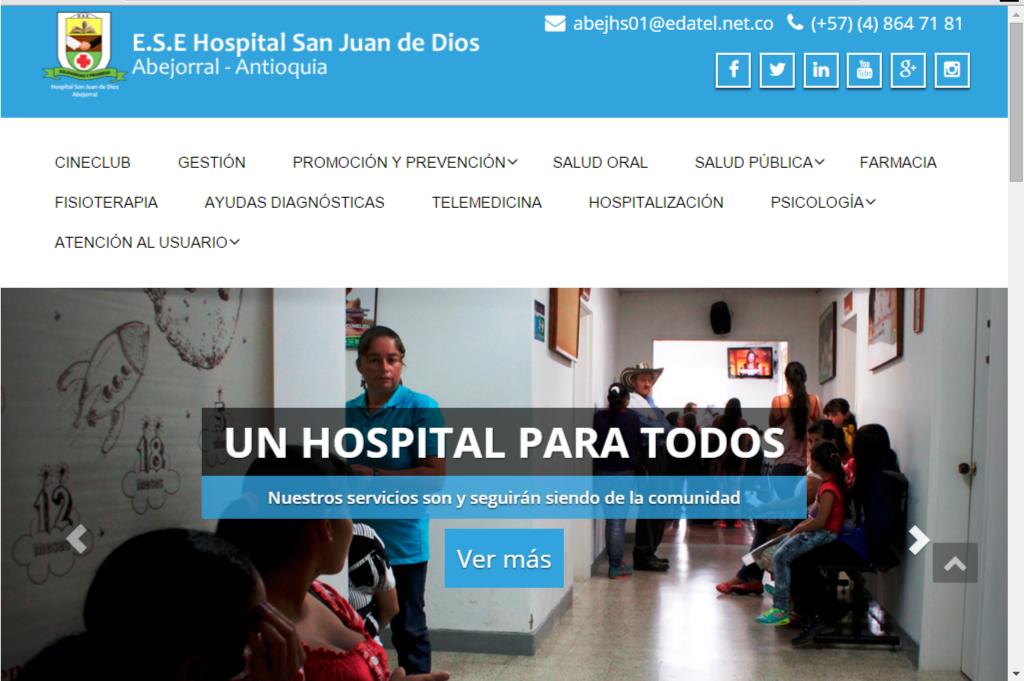 hospital de abejorral