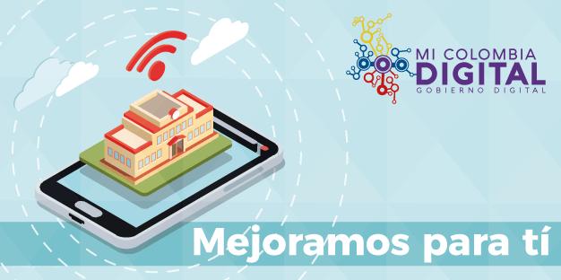 Cargue masivo de contratos a portal de Mi Colombia Digital