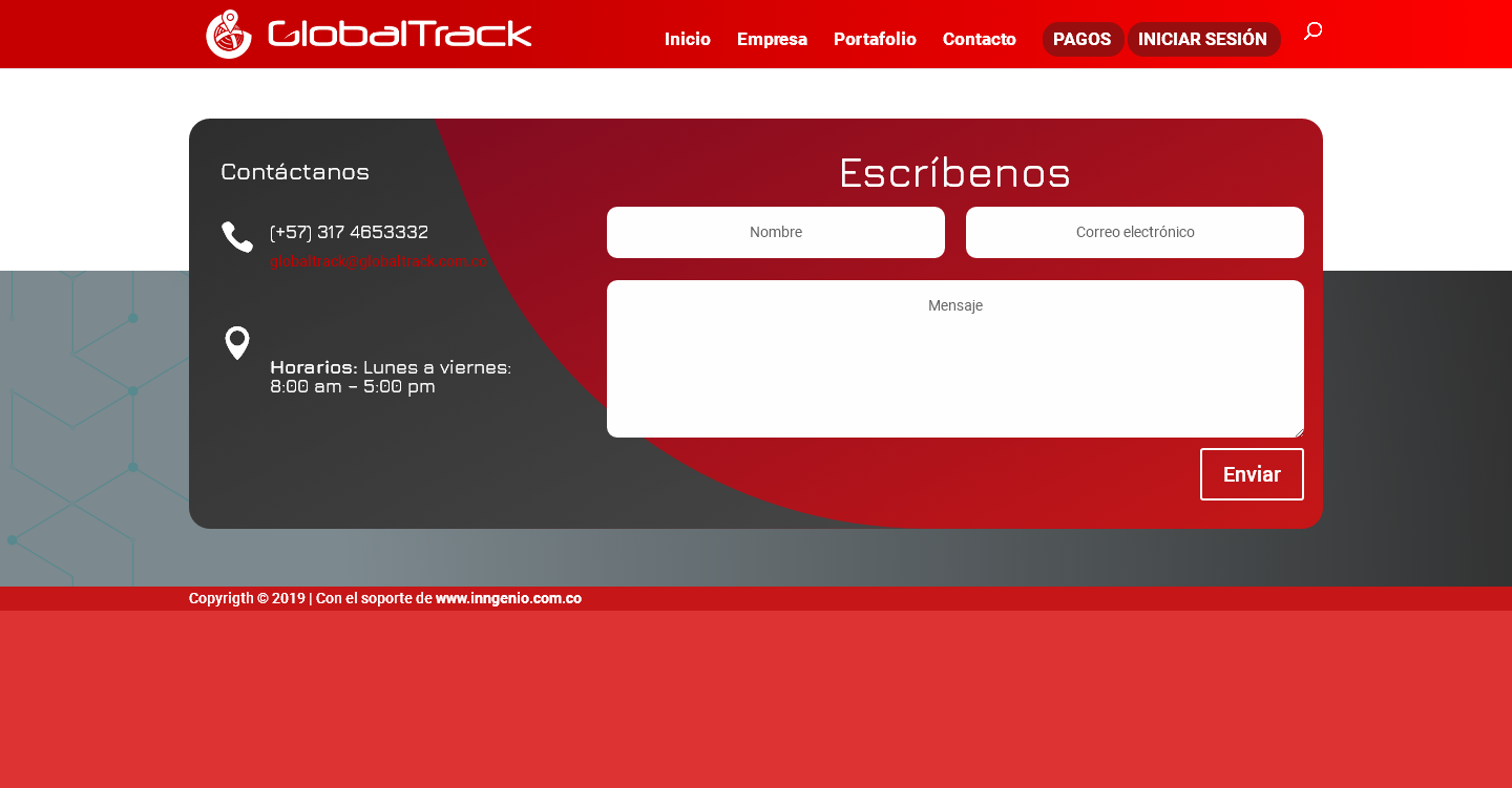 Contacto » Global Track