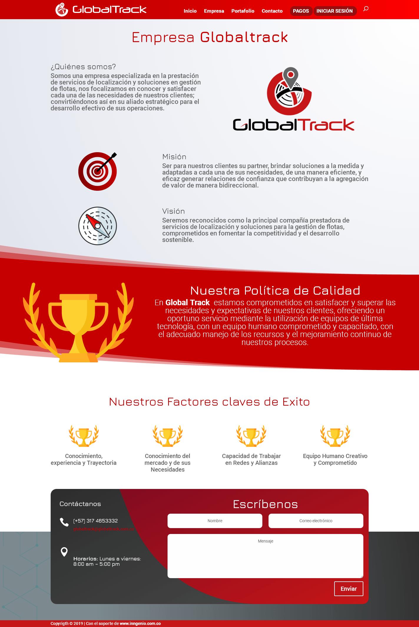 Empresa » Global Track