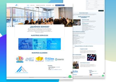 Sitio Web www.delatorre.com.co